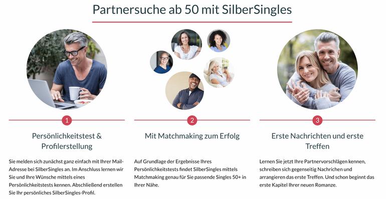 Dating-website für menschen über 50